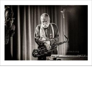 Peter Brötzmann - Photo: Frank Schindelbeck
