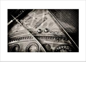 Flügel von innen - Photo: Frank Schindelbeck Jazzfotografie
