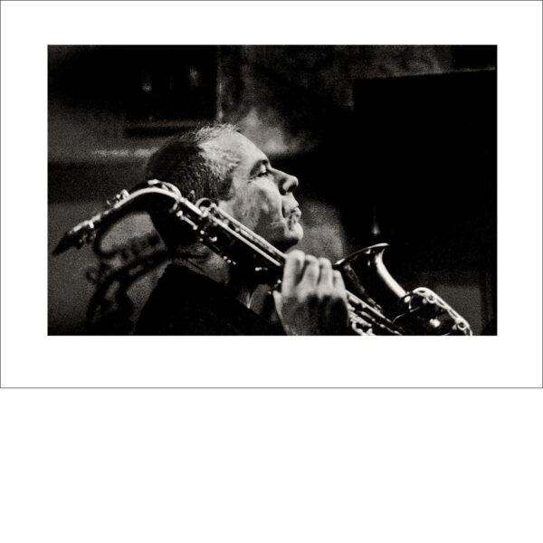 Heinz Sauer - Photo: Frank Schindelbeck Jazzfotografie