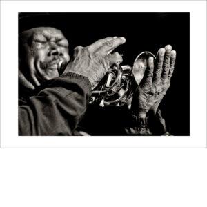 Joe McPhee - Photo: Frank Schindelbeck Jazzfotografie