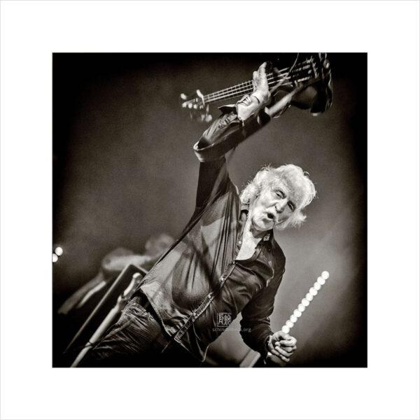 Leo Lyons - Photo: Frank Schindelbeck