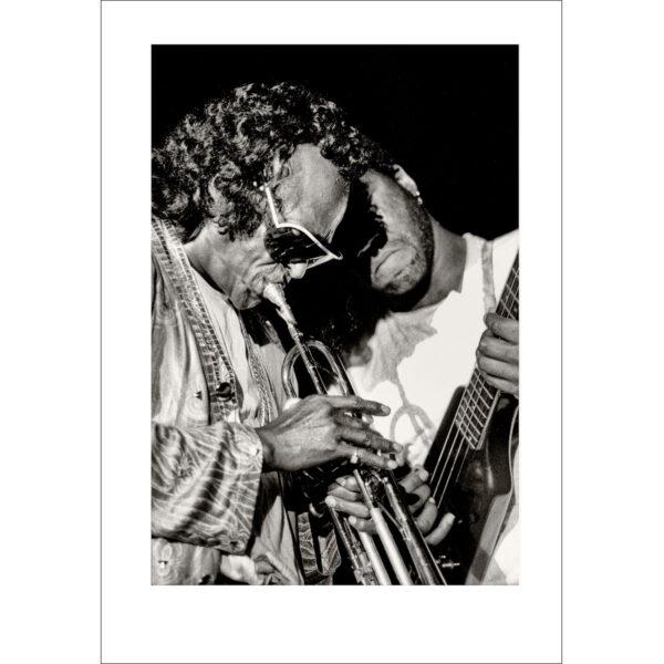 Miles Davis - Photo: Frank Schindelbeck Jazzfotografie