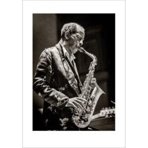 Ornette Coleman - Photo: Frank Schindelbeck Jazzfotografie