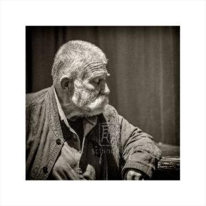 Peter Broetzmann 01 - Photo: Schindelbeck