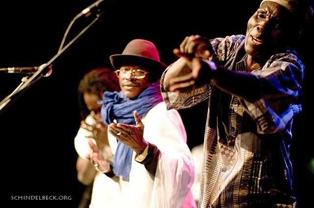 Acoustic Africa - Jazz-Photography: Frank Schindelbeck http://www.schindelbeck.org