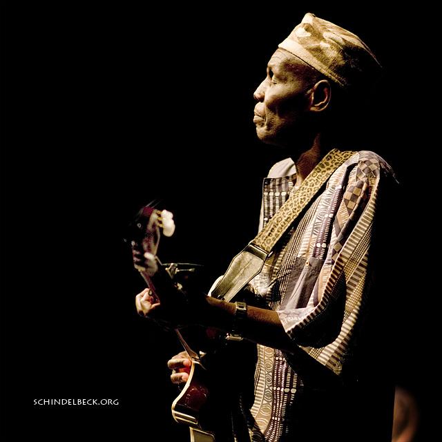 Acoustic Africa - Foto: Frank Schindelbeck