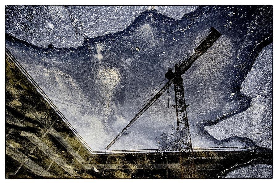Auf der Baustelle - Photo Schindelbeck