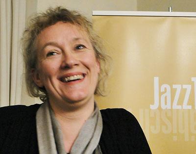 Julia Hülsmann, Vorsitzende der UDJ
