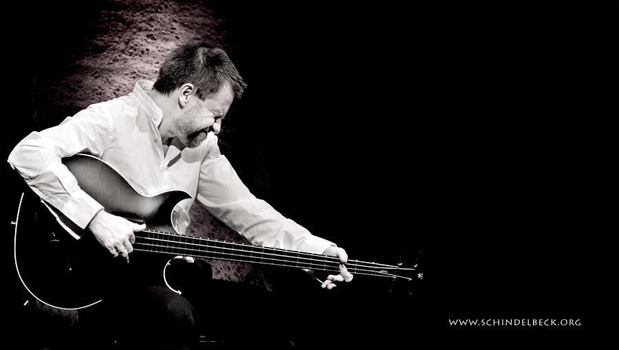 Jonas Hellborg - Foto: Frank Schindelbeck