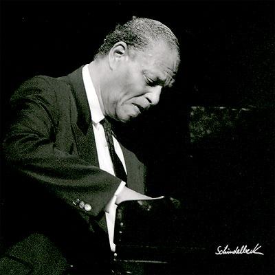 McCoy Tyner - Photo: Frank Schindelbeck, / Jazzfotografie.de