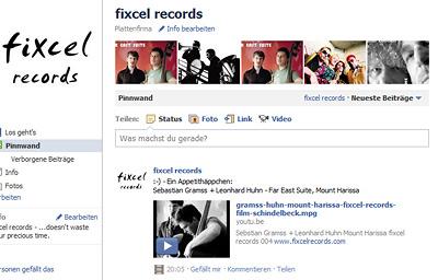 Far East Suite / Sebastian Gramss und Leonhard Huhn mit Mount Harissa, erscheint bei fixcel records am 27.04.2011