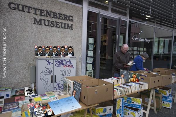 Guttenberg Museum - Photo Schindelbeck