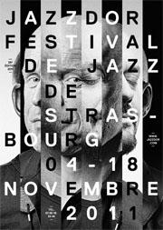 Jazzdor 2011 Plakat