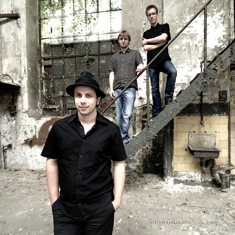 Manuel Krass, Johannes Schmitz, Daniel Weber - Krassport - Foto Schindelbeck