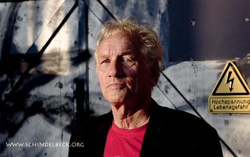 Mani Neumeier, Photo: Frank Schindelbeck