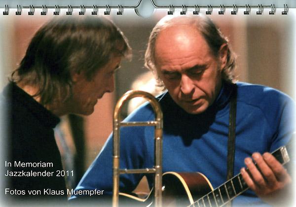 Klaus Mümpfer Jazzkalender