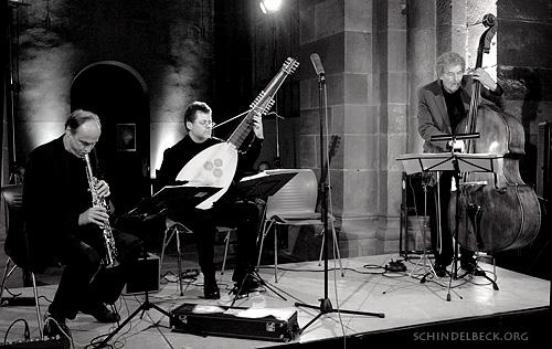 Konzert in der Klosterkirche Lobenfeld - Fotografien von Frank Schindelbeck