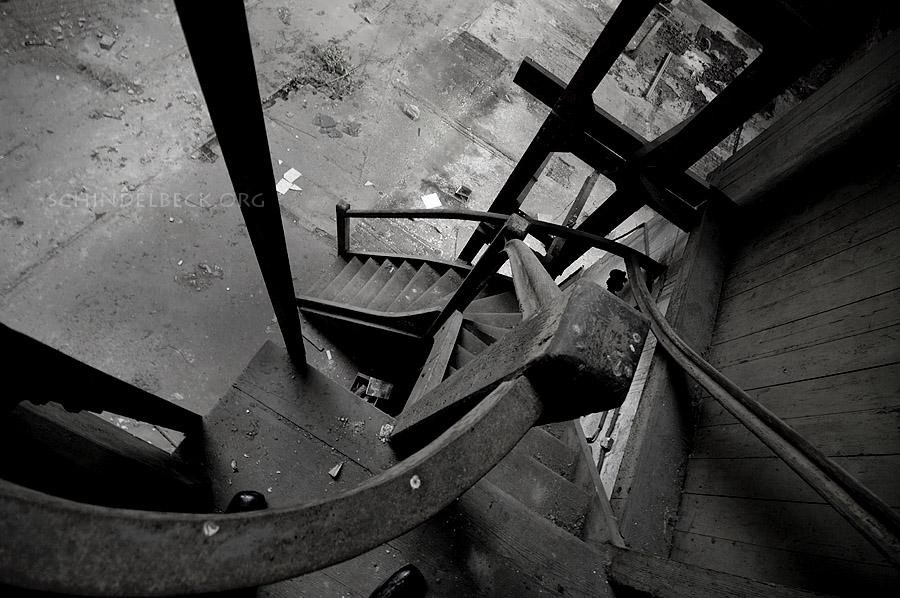 Treppe - Foto Schindelbeck
